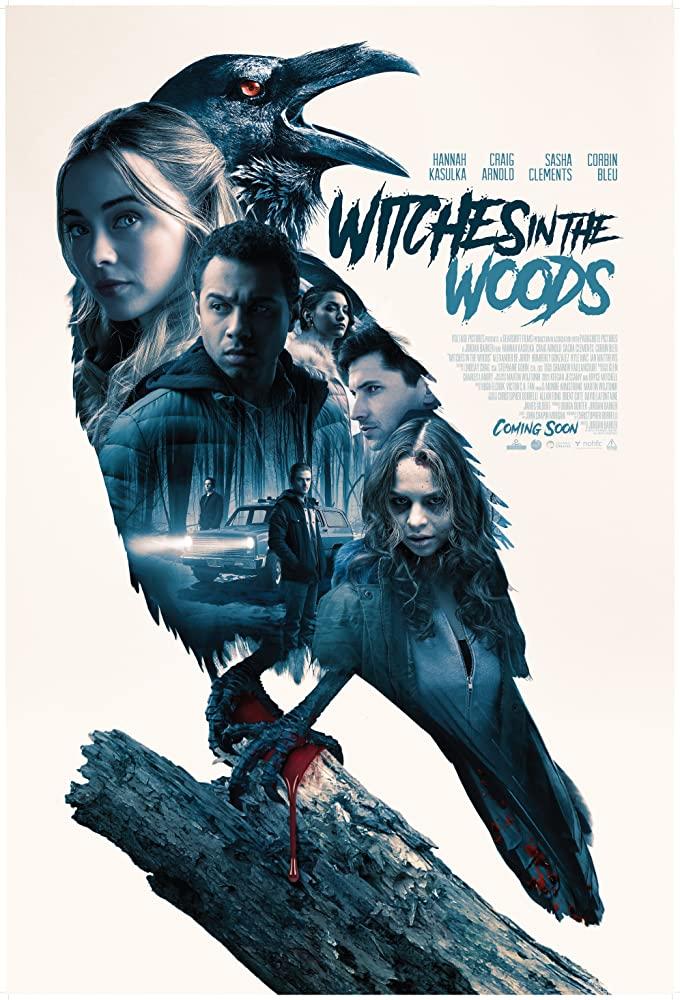 ดูหนัง Witches in the Woods (2019)