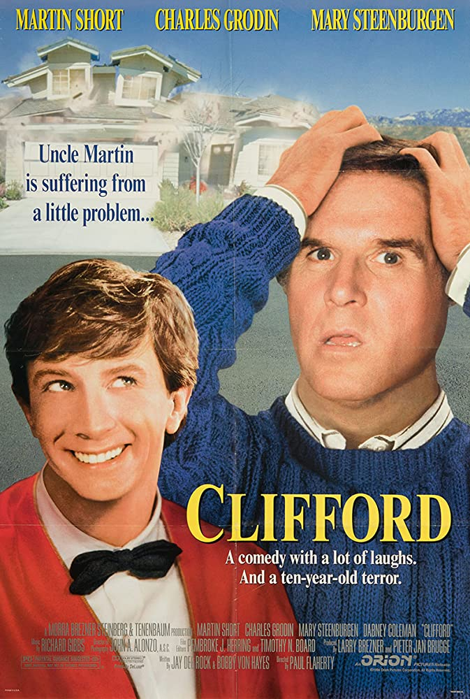 ดูหนัง Clifford (1994) [ซับไทย]