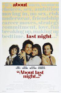 ดูหนัง About Last Night (1986) รักนี้ ยากจะบอกเธอ [ซับไทย]