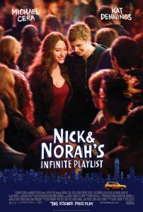 ดูหนัง Nick and Norah's Infinite Playlist (2008) คืนกิ๊ก ขอหัวใจเป็นของเธอ