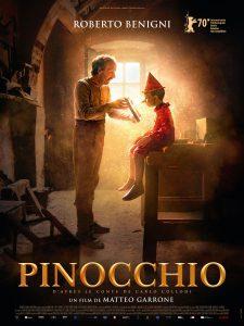 ดูหนัง Pinocchio (2019) พินอคคิโอ [เสียงไทยโรง]