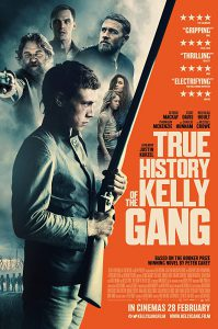 ดูหนัง True History of the Kelly Gang (2019)