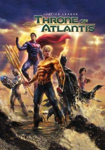 ดูหนัง Justice League: Throne of Atlantis (2015) จัสติซ ลีก: ศึกชิงบัลลังก์เจ้าสมุทร