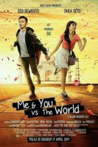 ดูหนัง Me & You vs The World (2014) ฉันกับเธอจะสู้โลกทั้งใบ [ซับไทย]