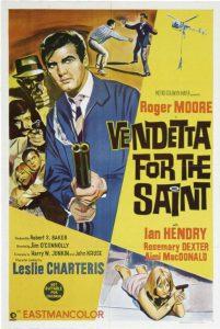 ดูหนัง Vendetta for the Saint (1969) เดอะเซนต์ ยอดคนมหากาฬ
