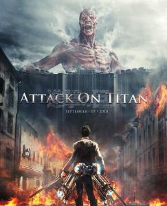 ดูหนัง Attack on Titan Part 1 (2015) ผ่าพิภพไททัน