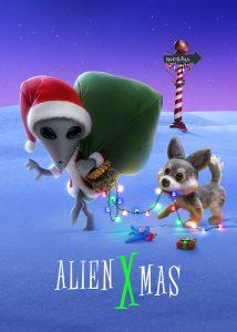 ดูหนัง Alien Xmas (2020) คริสต์มาสฉบับต่างดาว
