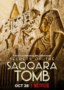 ดูสารคดี Secrets of the Saqqara Tomb (2020) ไขความลับสุสานซัคคารา [ซับไทย]