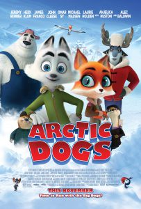 ดูหนัง Arctic Justice (2019)