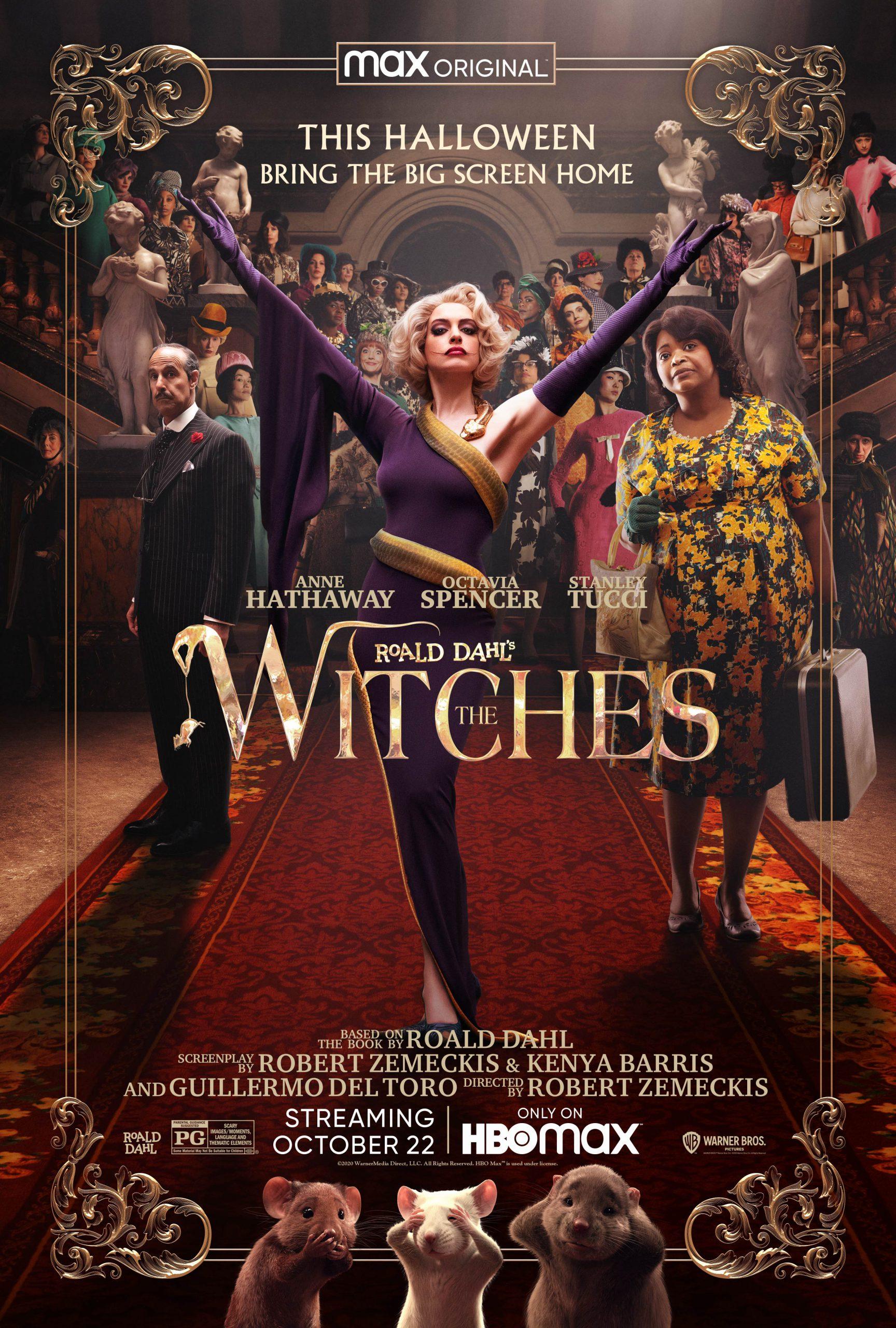 ดูหนัง The Witches (2020) แม่มด ของ โรอัลด์ ดาห์ล