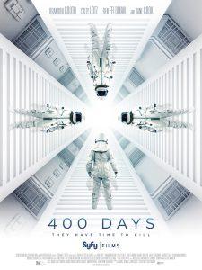 ดูหนัง 400 Days (2015) ภารกิจลับมฤตยูใต้โลก
