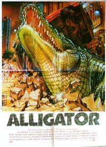 ดูหนัง Alligator (1980) โคตรไอ้เคี่ยม [ซับไทย]