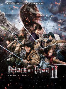ดูหนัง Attack On Titan Part 2: End Of The World (2015) ศึกอวสานพิภพไททัน 2