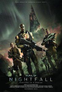 ดูหนัง Halo Nightfall (2014) เฮโล ไนท์ฟอล ผ่านรกดาวมฤตยู