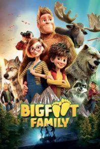 ดูการ์ตูน Bigfoot Family (2020) [ซับไทย]