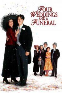 ดูหนัง Four Weddings and a Funeral (1994) ไปงานแต่งงาน 4 ครั้ง หัวใจนั่งเฉยไม่ได้แล้ว