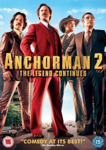 ดูหนัง Anchorman 2: The Legend Continues (2013) แองเคอร์แมน 2 ขำข้นคนข่าว