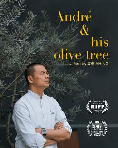 ดูหนัง Andre & His Olive Tree (2020) อังเดรกับต้นมะกอก [ซับไทย]