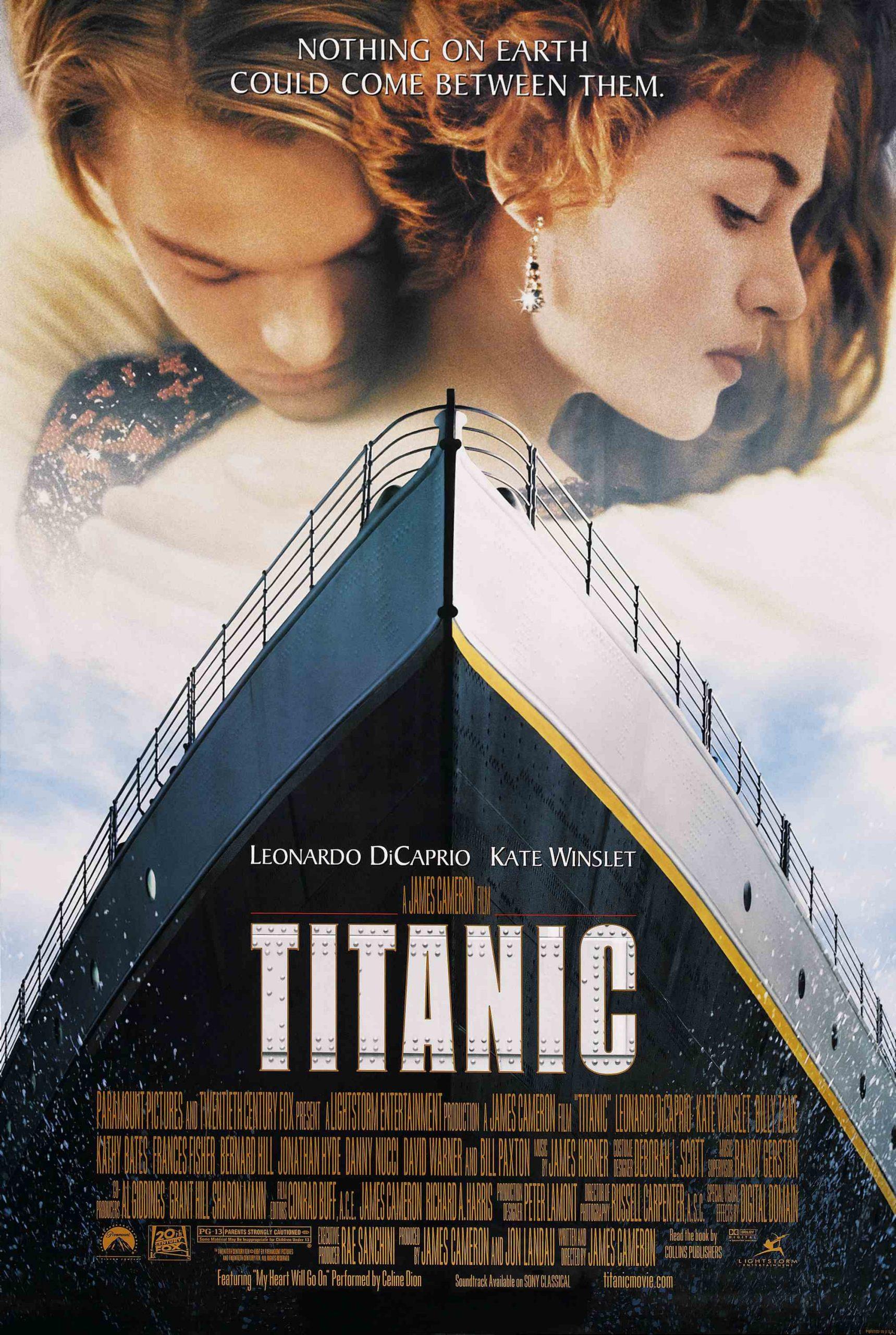 ดูหนัง Titanic (1997) ไททานิค