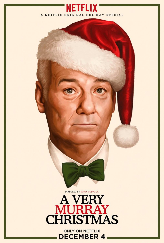 ดูหนัง A Very Murray Christmas (2015) อะ เวรี่ เมอร์เรย์ คริสต์มาส [ซับไทย]
