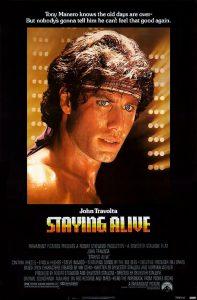ดูหนัง Staying Alive (1983) ดิ้นเพื่อชีวิต [ซับไทย]