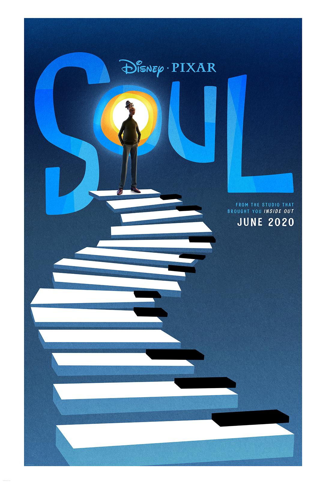 ดูการ์ตูน Soul (2020) อัศจรรย์วิญญาณอลเวง [พากย์ไทยโรง]