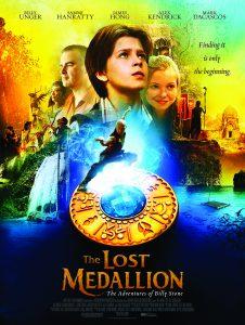 ดูหนัง The Lost Medallion: The Adventures of Billy Stone (2013) ผจญภัยล่าเหรียญข้ามเวลา