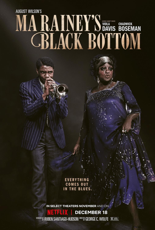 ดูหนัง Ma Rainey's Black Bottom (2020) มา เรนีย์ ตำนานเพลงบลูส์ [ซับไทย]