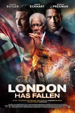 ดูหนัง London Has Fallen (2016) ผ่ายุทธการถล่มลอนดอน