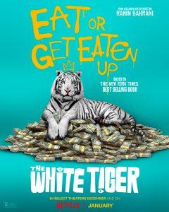 ดูหนัง The White Tiger (2021) พยัคฆ์ขาวรำพัน