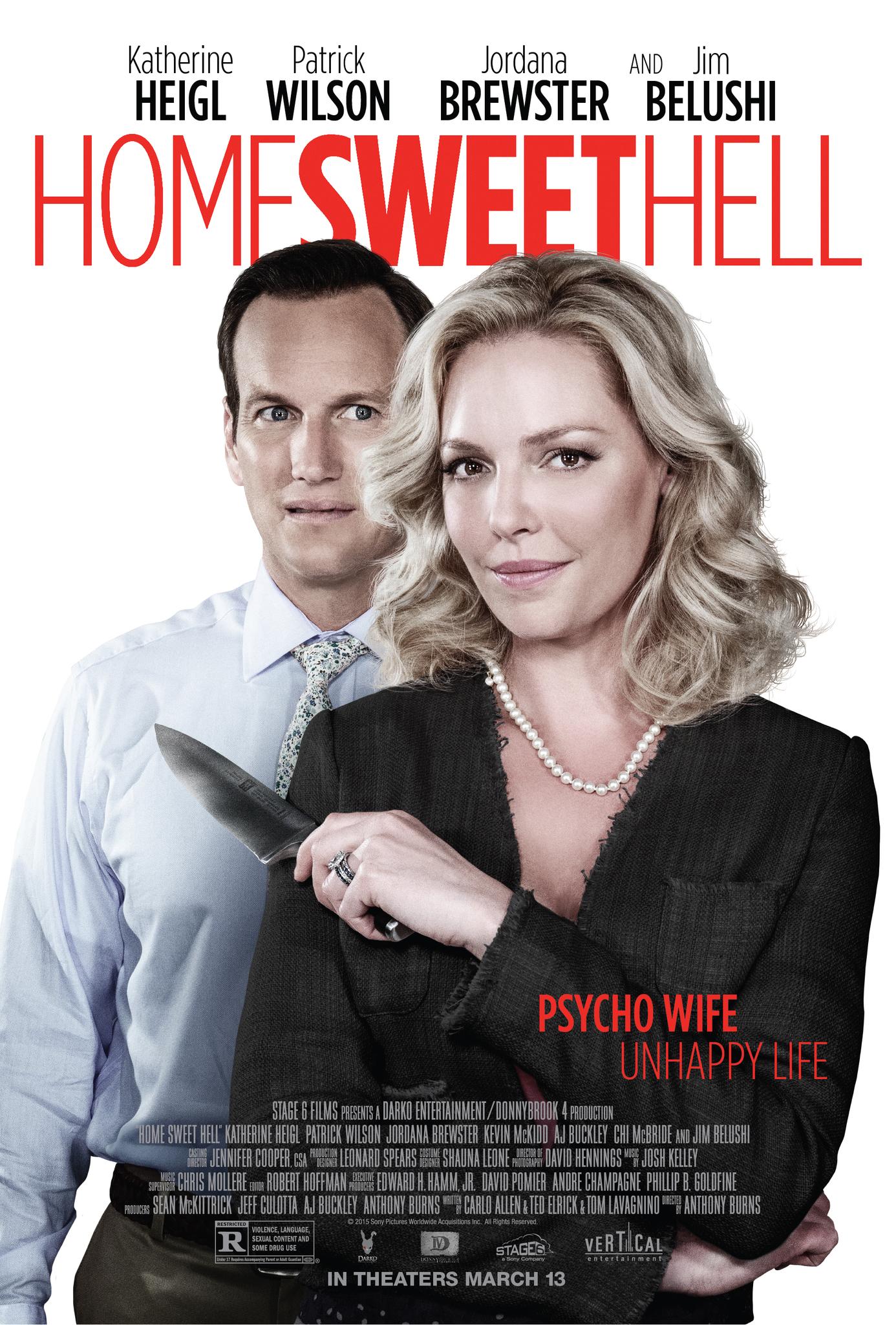 ดูหนัง Home Sweet Hell (2015) ผัวละเหี่ย เมียละโหด