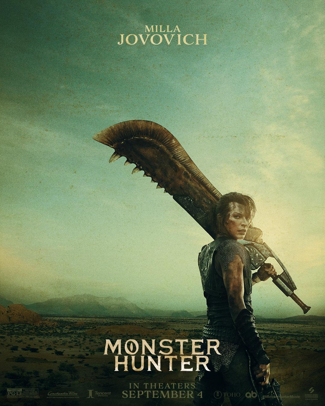 ดูหนัง Monster Hunter (2020) มอนสเตอร์ ฮันเตอร์
