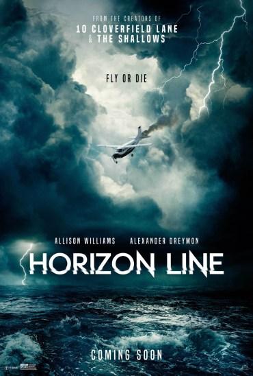 ดูหนัง Horizon Line (2020) นรก เหินเวหา [ซับไทย]