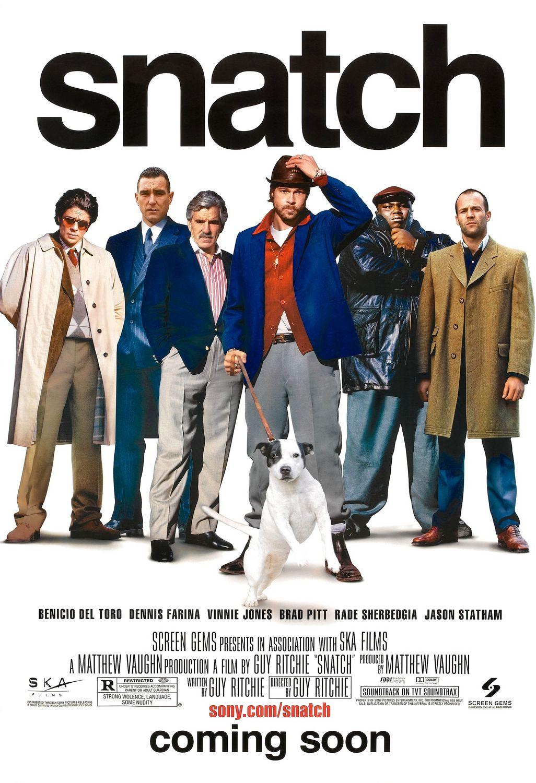 ดูหนัง Snatch (2000) ทีเอ็งข้าไม่ว่า ทีข้าเอ็งอย่าโวย