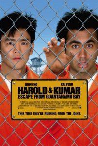 ดูหนัง Harold and Kumar Escape from Guantanamo Bay (2008) แฮร์โรลด์กับคูมาร์ คู่บ้าแหกคุกป่วน