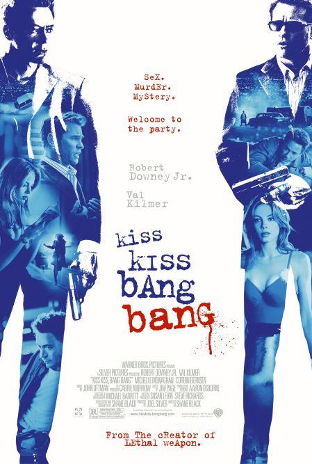 ดูหนัง Kiss Kiss Bang Bang (2005) ถึงคิวฆ่าดาราจำเป็น