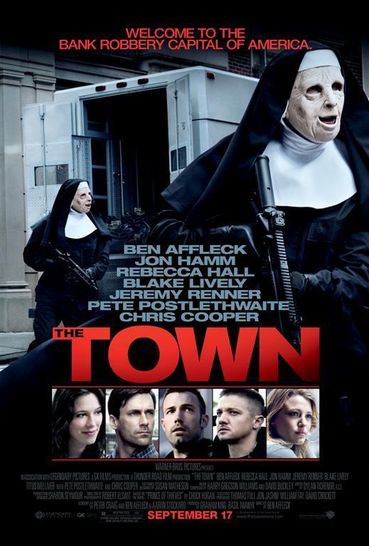 ดูหนัง The Town (2010) ปิดเมืองปล้นระห่ำเดือด