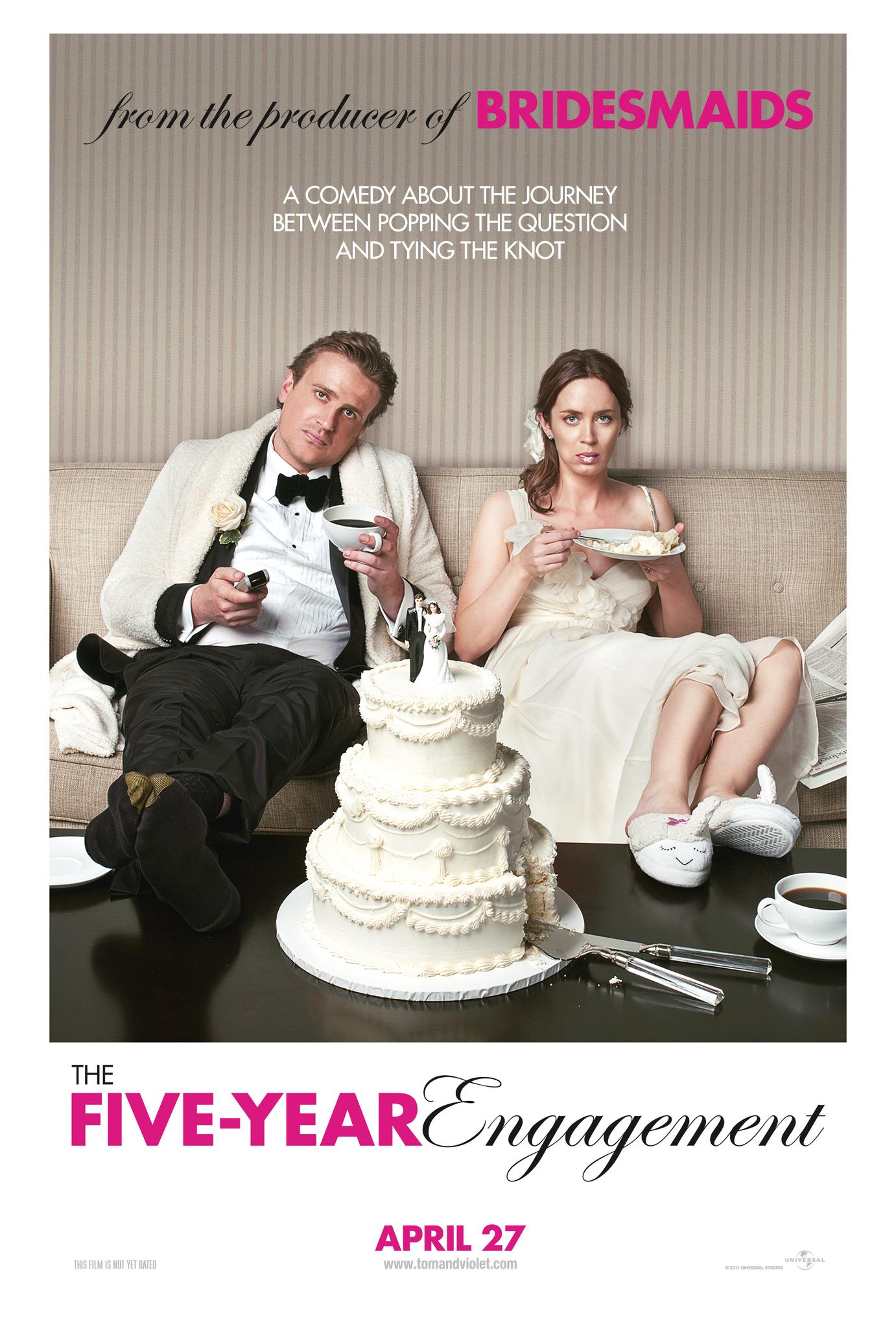 ดูหนัง The Five-Year Engagement (2012) 5 ปีอลวน ฝ่าวิวาห์อลเวง