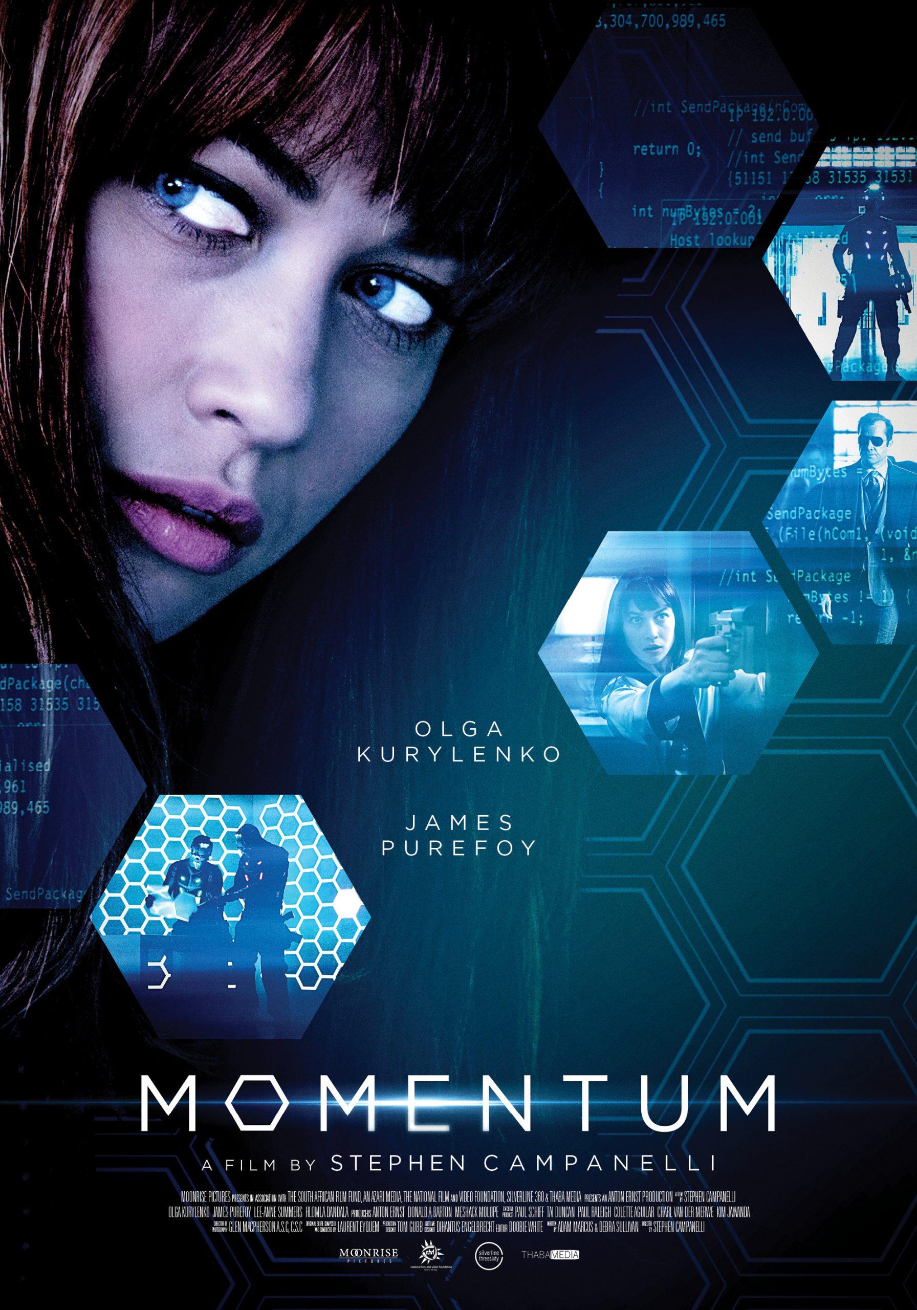 ดูหนัง Momentum (2015) โมเมนตัม สวยล้างโคตร