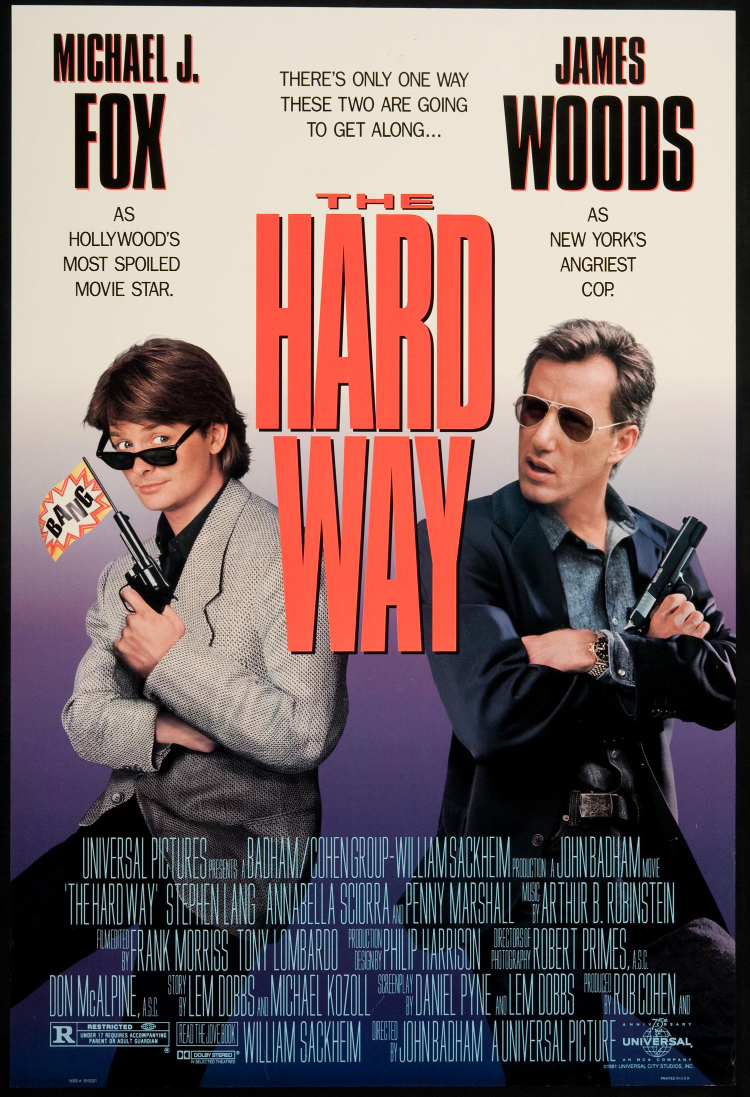 ดูหนัง The Hard Way (1991) [ซับไทย]