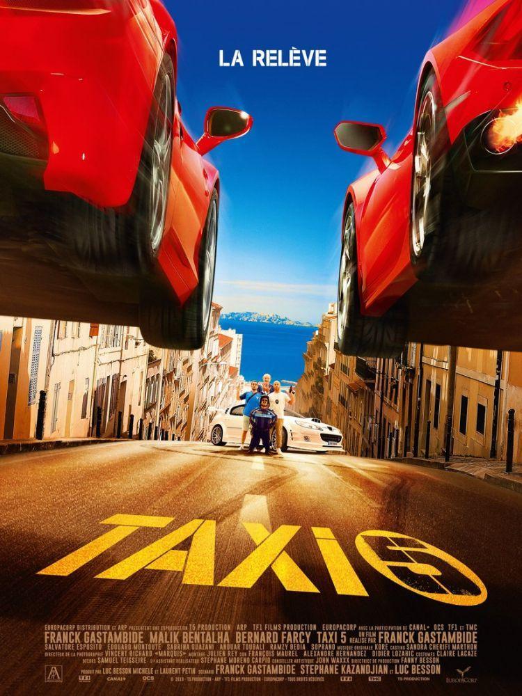 ดูหนัง Taxi 5 (2018) โคตรแท็กซี่ขับระเบิด