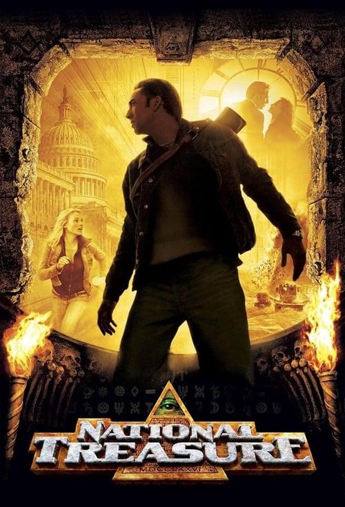 ดูหนัง National Treasure 1 (2004) ปฏิบัติการเดือด ล่าขุมทรัพย์สุดขอบโลก