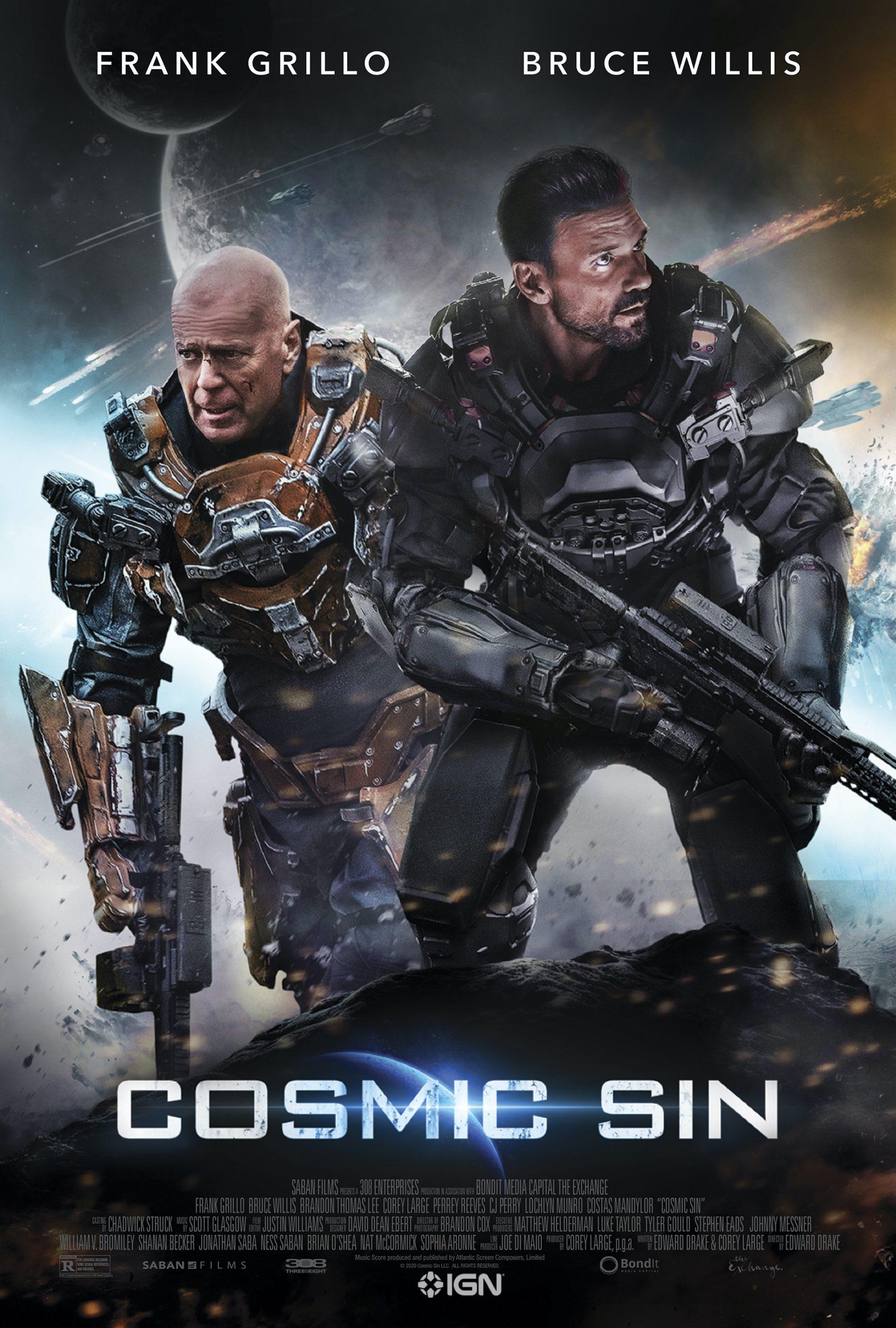 ดูหนัง Cosmic Sin (2021) คนอึดลุยเอเลี่ยน [ซับไทย]