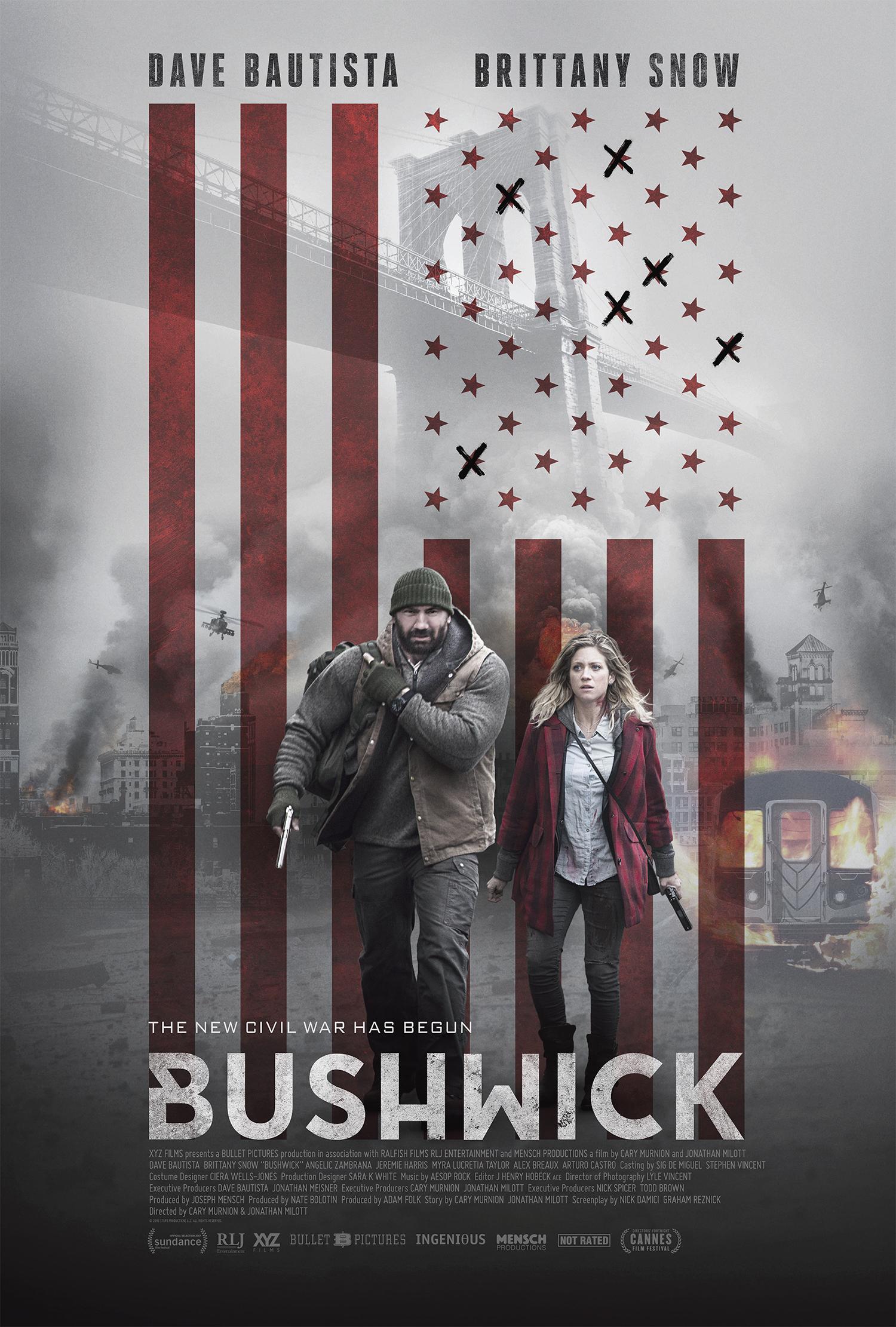 ดูหนัง Bushwick (2017) สู้ยึดเมือง
