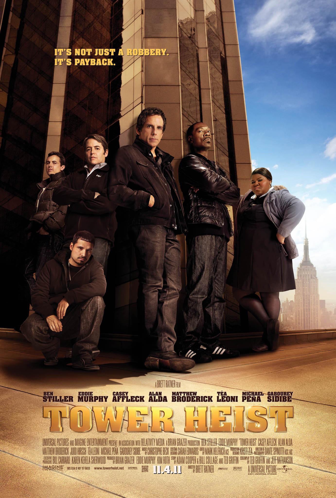 ดูหนัง Tower Heist (2011) ปล้นเสียดฟ้า บ้าเหนือเมฆ