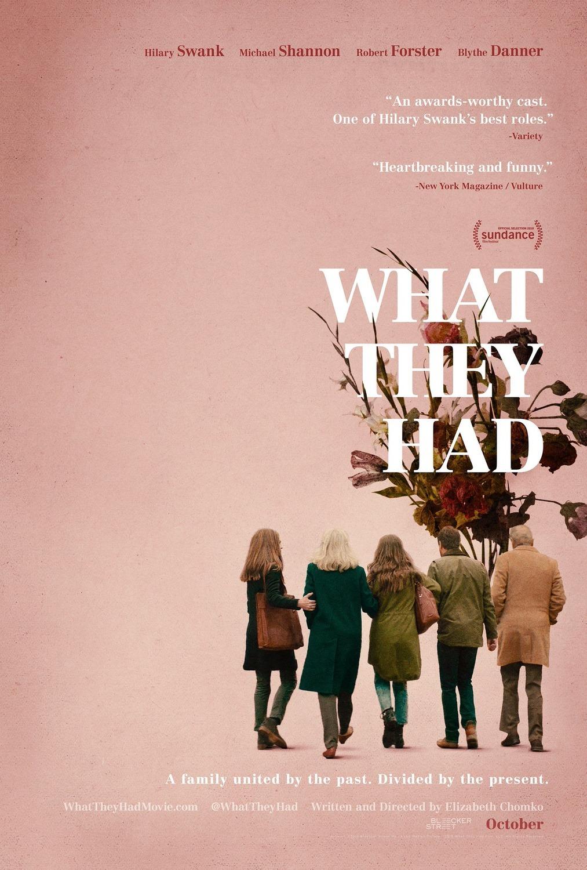 ดูหนัง What They Had (2018) [ซับไทย]