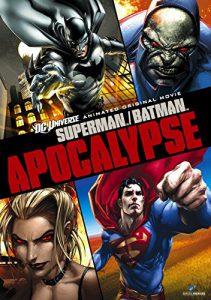 ดูหนัง Superman & Batman Apocalypse (2010) ซูเปอร์แมนกับแบทแมน ศึกวันล้างโลก