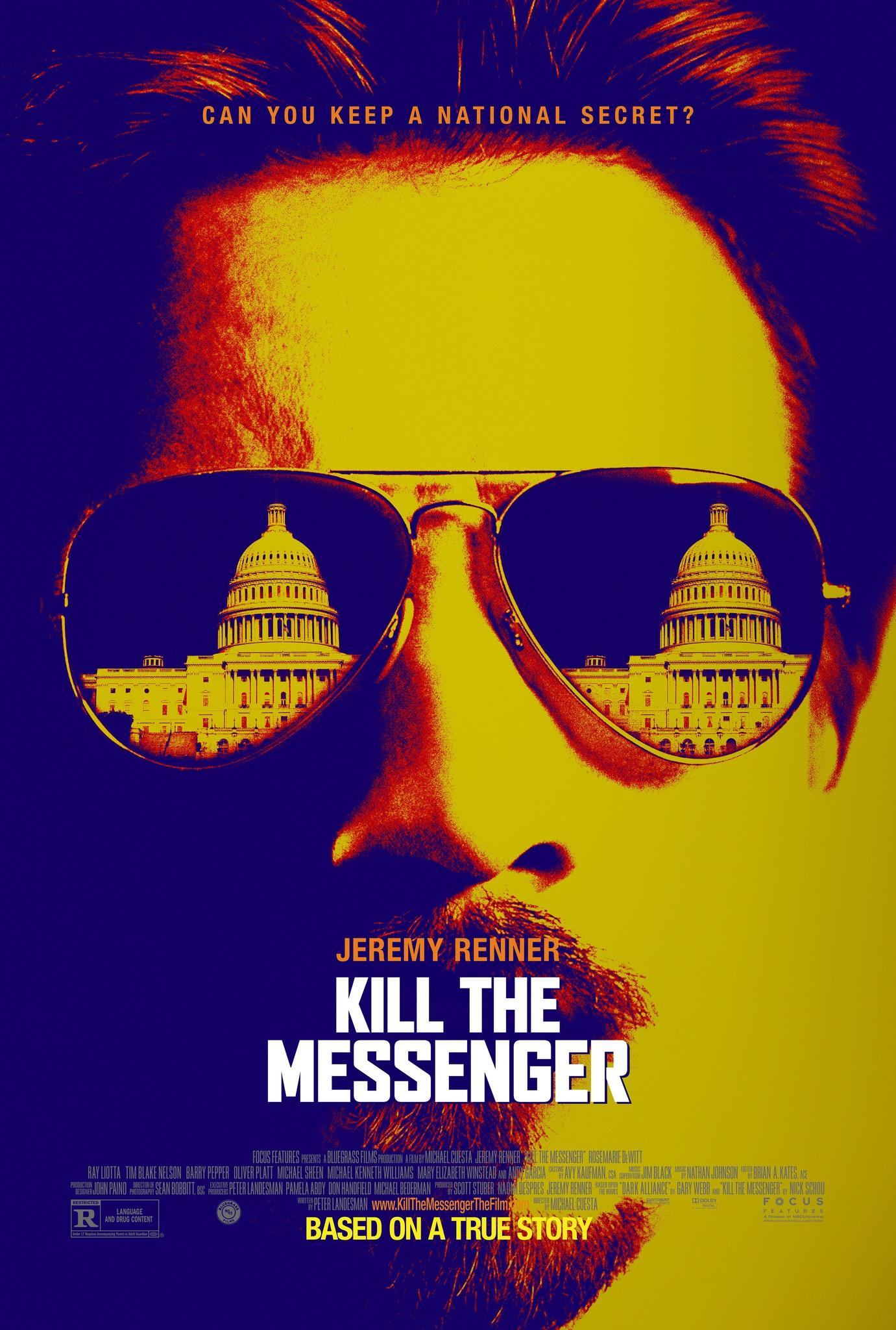 ดูหนัง Kill The Messenger (2014) คนข่าว โค่นทำเนียบ