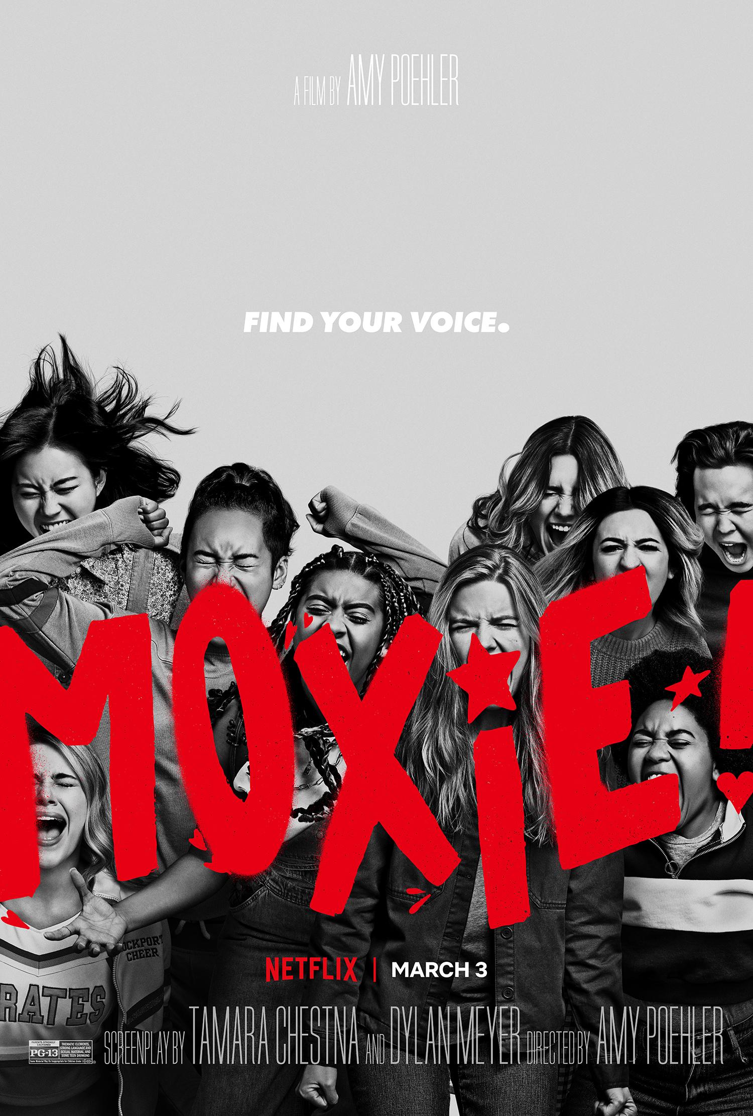 ดูหนัง Moxie (2021) ม็อกซี่