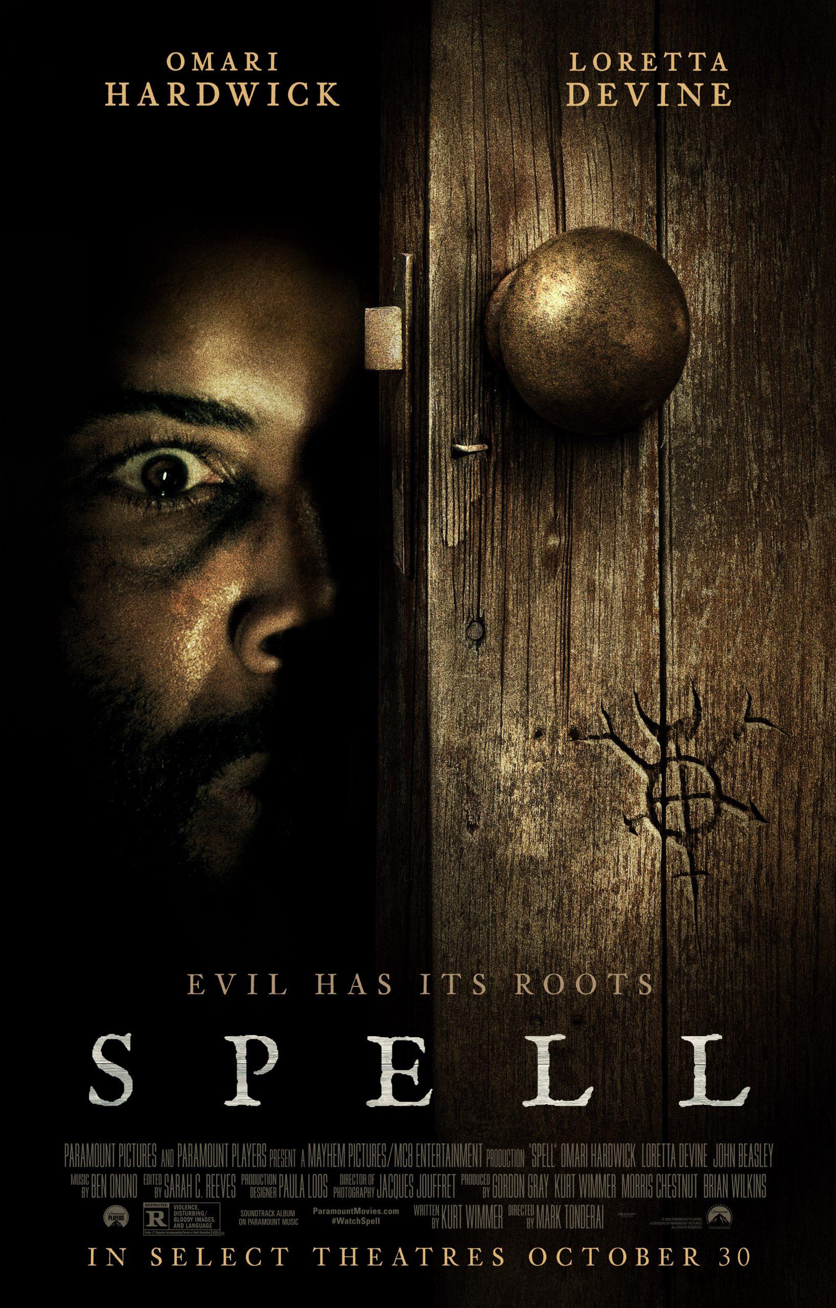 ดูหนัง Spell (2020) ทาสมนตร์ดำ [ซับไทย]